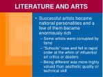 literature and arts6