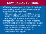 new racial turmoil1