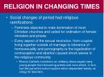 religion in changing times3