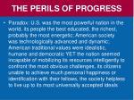 the perils of progress2