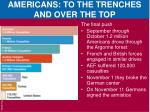 americans to the trenches and over the top2