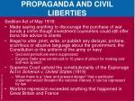 propaganda and civil liberties2