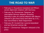the road to war2
