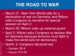 the road to war4