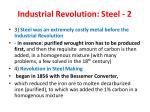 industrial revolution steel 2