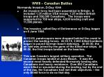 wwii canadian battles10