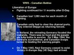 wwii canadian battles11