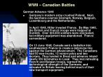 wwii canadian battles3