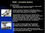 wwii canadian battles5