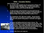 wwii canadian battles9