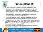 future plans 1
