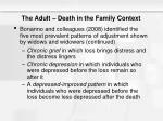 the adult death in the family context4
