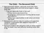 the child the bereaved child4