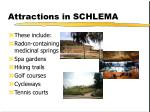 attractions in schlema