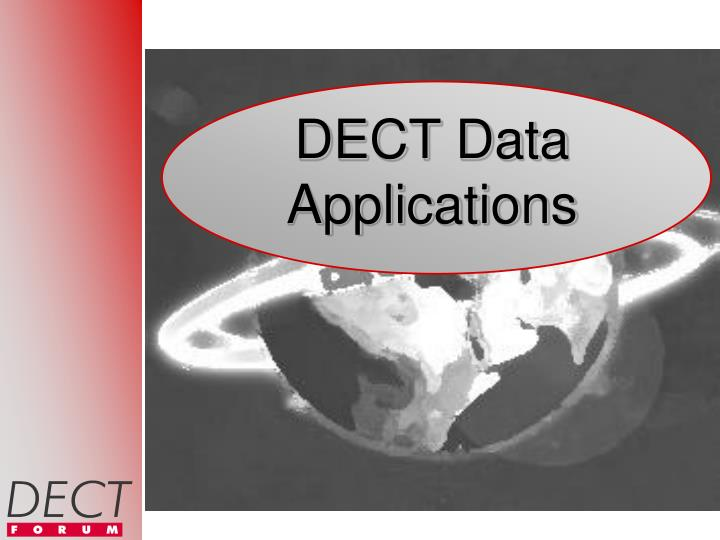 dect data applications n.