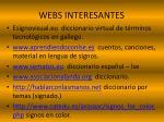 webs interesantes