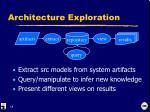 architecture exploration1