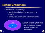 island grammars2
