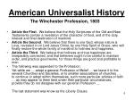 american universalist history4