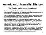 american universalist history7