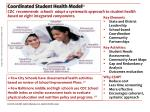 coordinated student health model 76