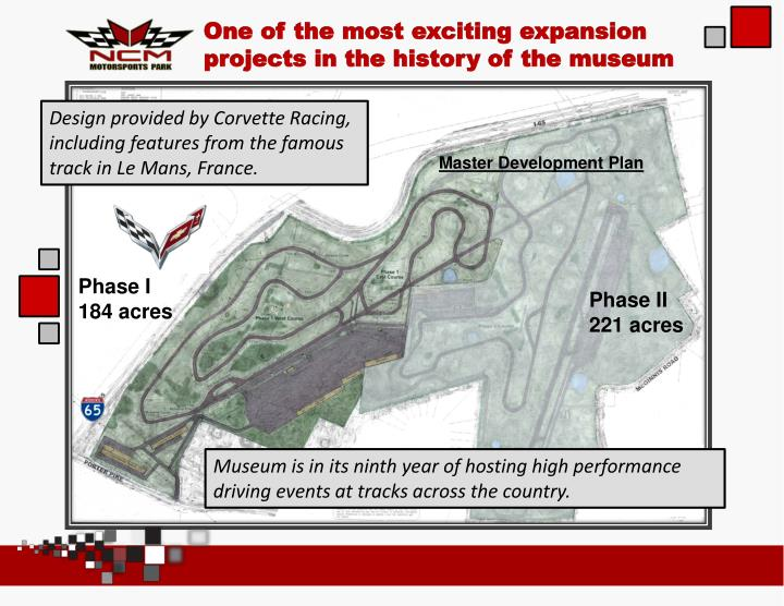 One of the most exciting expansion projects in the history of the museum