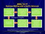 slide 13 17 decision making with a devil s advocate