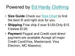 powered by ed hardy clothing