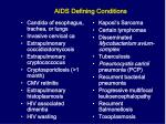 aids defining conditions
