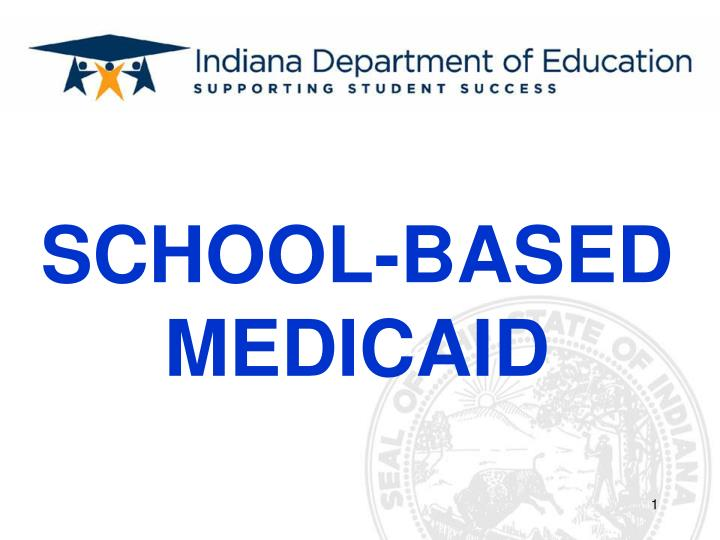 school based medicaid n.