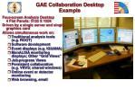 gae collaboration desktop example