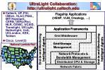 ultralight collaboration http ultralight caltech edu