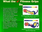 what the e 3 fitness grips do1
