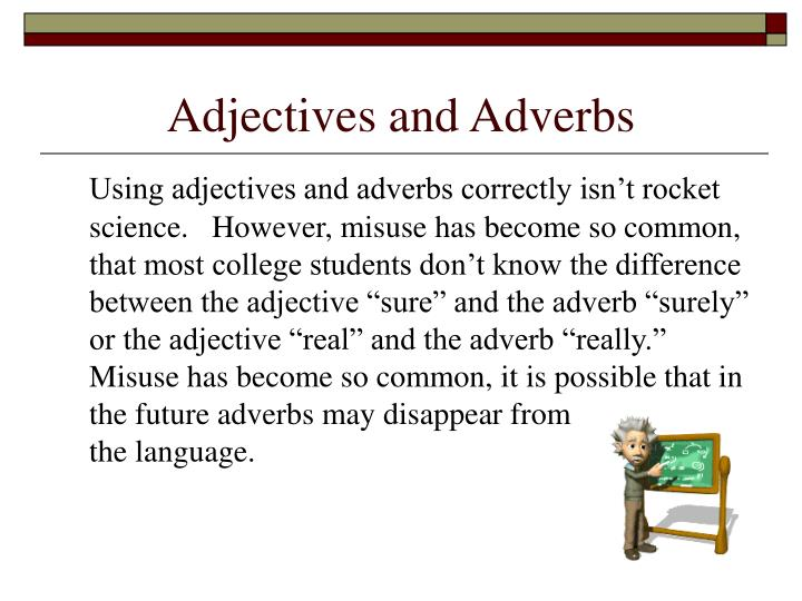 most common adverbs
