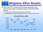 mitigation effort results5