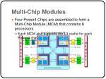 multi chip modules