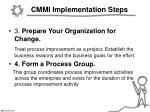 cmmi implementation steps2