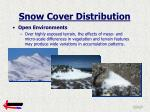 snow cover distribution6