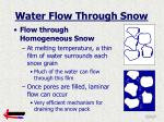 water flow through snow2