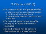 a city on a hill 2