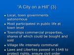a city on a hill 3
