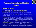 technical assistance needed contd2