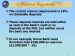 reserve accounts1