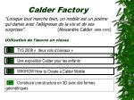 calder factory7