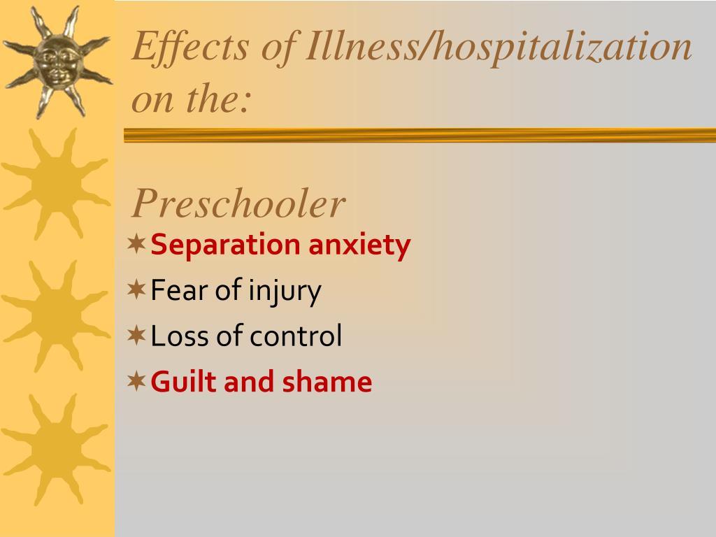 PPT - Hospitalized Child PowerPoint Presentation, free ...