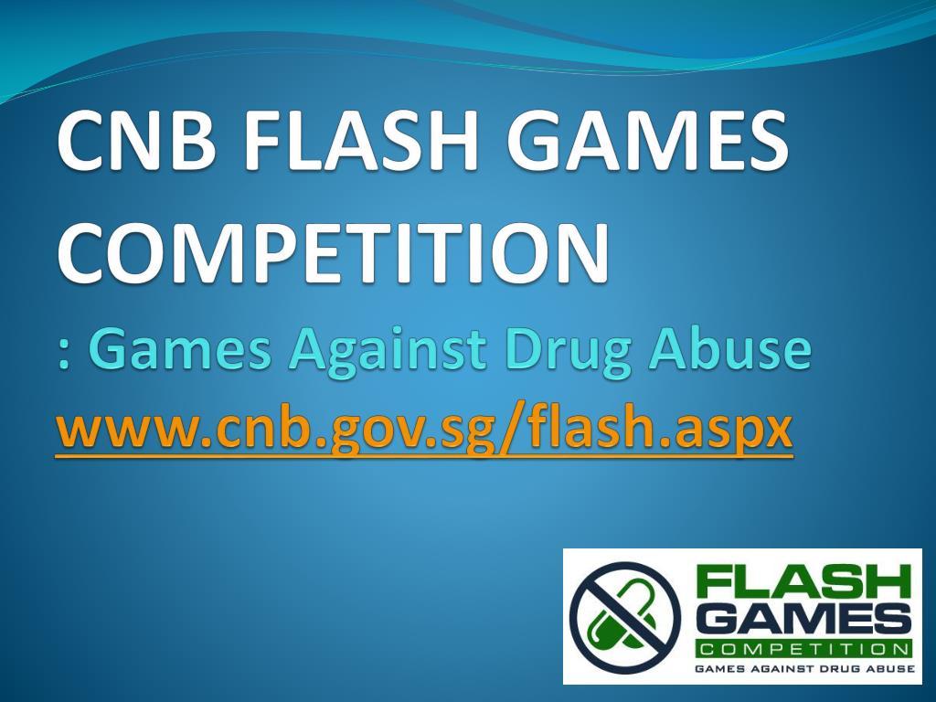 cnb flash games competition games against drug abuse www cnb gov sg flash aspx