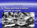 human impact on the environment what we know6