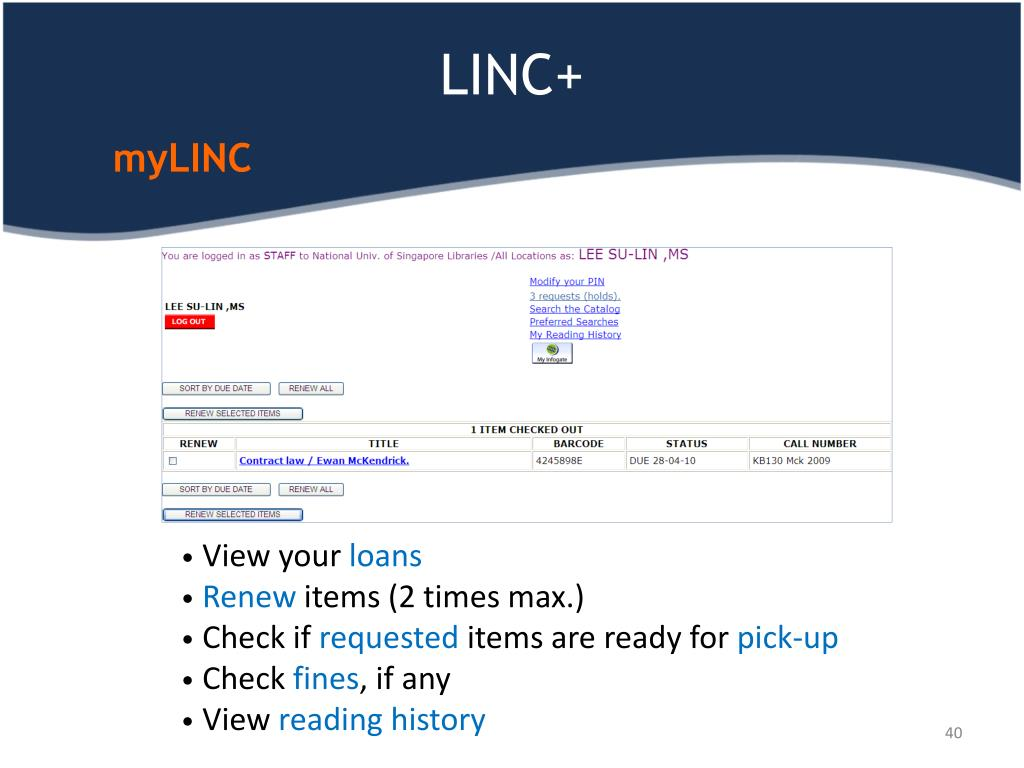 LINC+