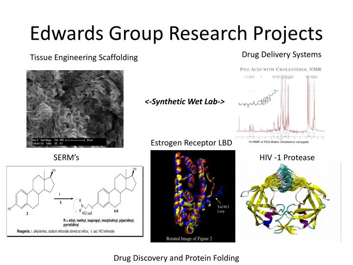 Edwards Group Research Projects