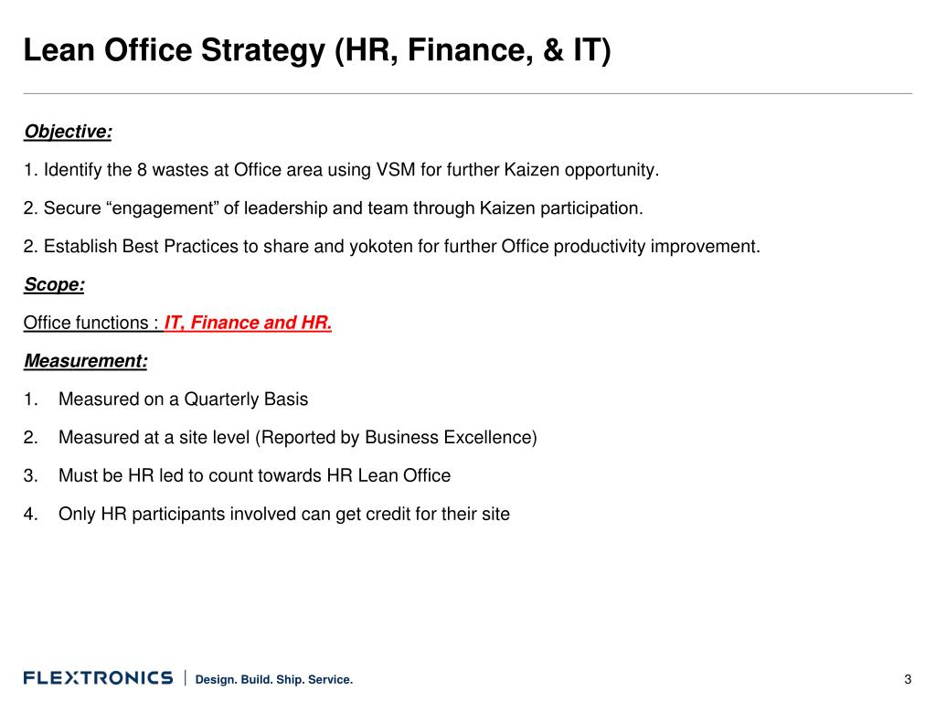 PPT - HR Lean (US & Canada) PowerPoint Presentation - ID:1003253
